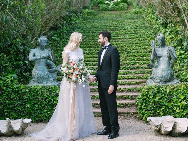 La boda de Claudio y Lisa en Regencos, Girona 84