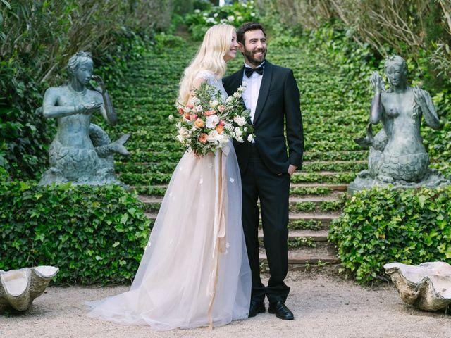 La boda de Claudio y Lisa en Regencos, Girona 85