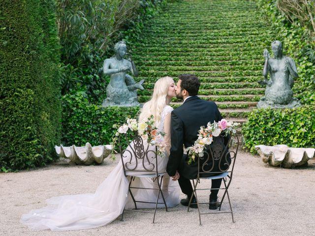 La boda de Claudio y Lisa en Regencos, Girona 90