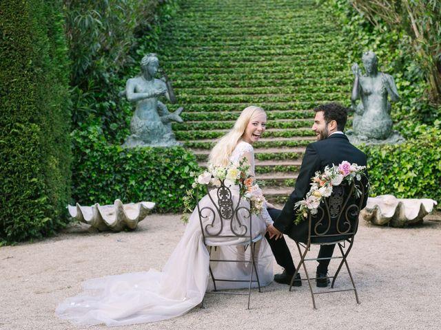 La boda de Claudio y Lisa en Regencos, Girona 91