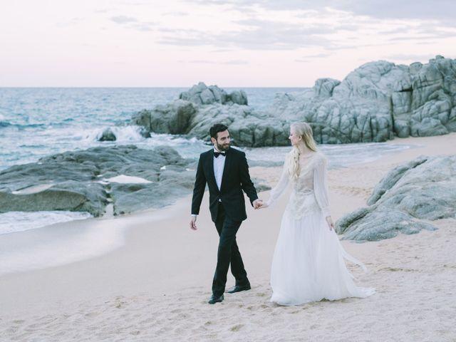 La boda de Claudio y Lisa en Regencos, Girona 103