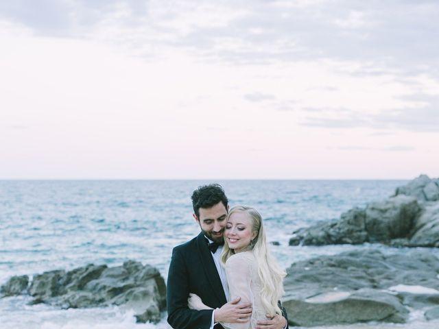 La boda de Claudio y Lisa en Regencos, Girona 104