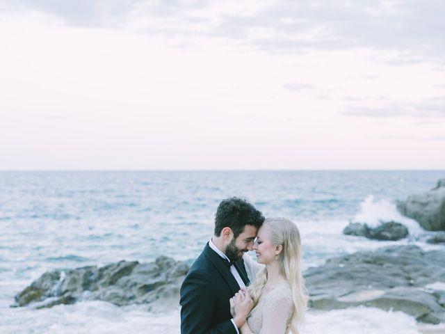 La boda de Claudio y Lisa en Regencos, Girona 105