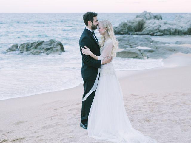 La boda de Claudio y Lisa en Regencos, Girona 106