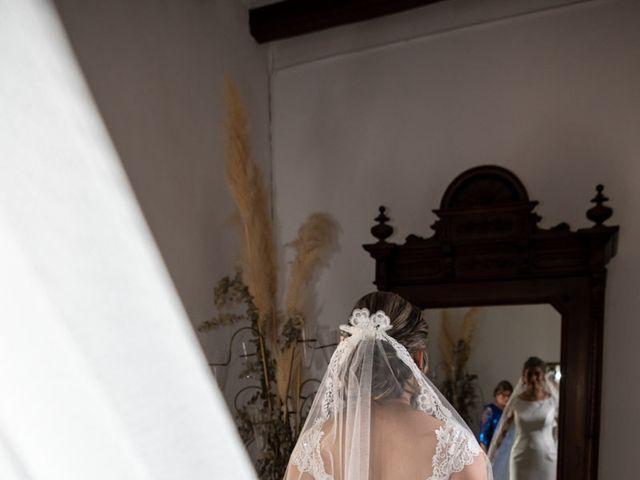 La boda de Cristhian y Katia en Sant Cugat Sesgarrigues, Barcelona 8