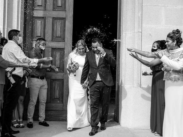 La boda de Cristhian y Katia en Sant Cugat Sesgarrigues, Barcelona 15