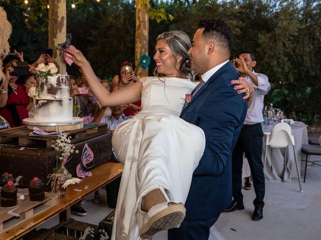 La boda de Cristhian y Katia en Sant Cugat Sesgarrigues, Barcelona 22