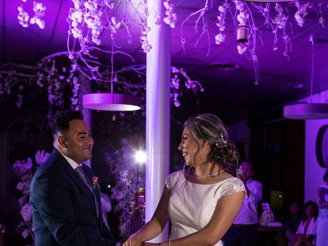 La boda de Cristhian y Katia en Sant Cugat Sesgarrigues, Barcelona 25