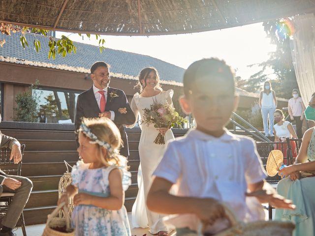 La boda de Alberto y Raquel en Alcobendas, Madrid 2