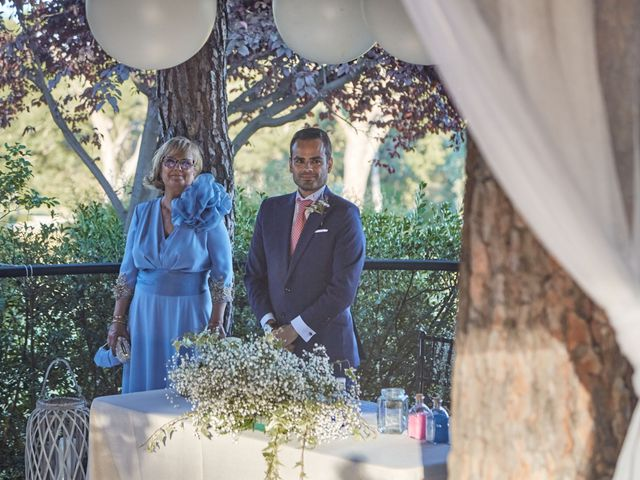La boda de Alberto y Raquel en Alcobendas, Madrid 9