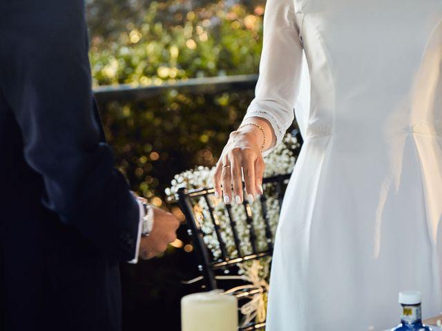La boda de Alberto y Raquel en Alcobendas, Madrid 11