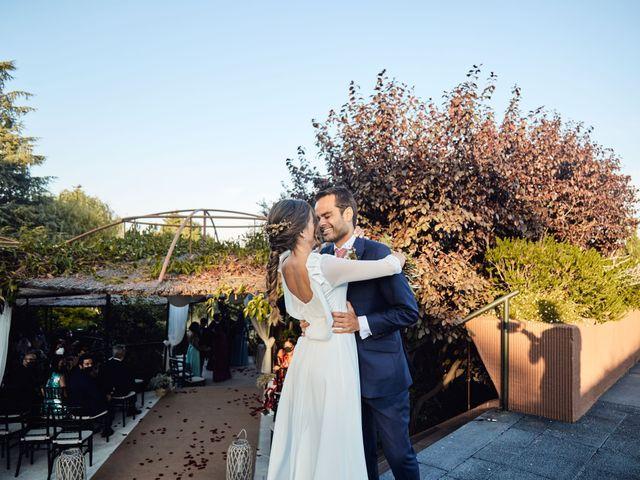La boda de Alberto y Raquel en Alcobendas, Madrid 14
