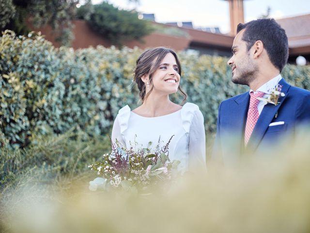 La boda de Alberto y Raquel en Alcobendas, Madrid 3