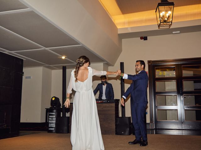 La boda de Alberto y Raquel en Alcobendas, Madrid 21