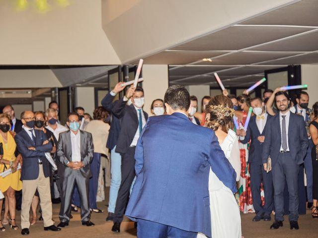 La boda de Alberto y Raquel en Alcobendas, Madrid 22