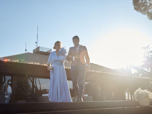 La boda de Alberto y Raquel en Alcobendas, Madrid 29