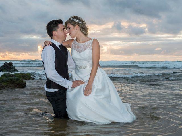 La boda de Tamara y Mario