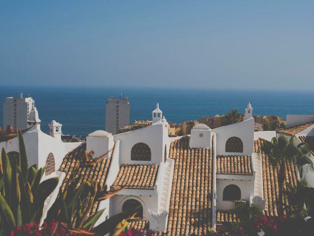 La boda de Adrián y Angie en Benalmadena Costa, Málaga 1