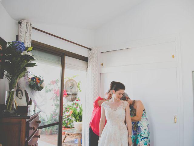 La boda de Adrián y Angie en Benalmadena Costa, Málaga 5