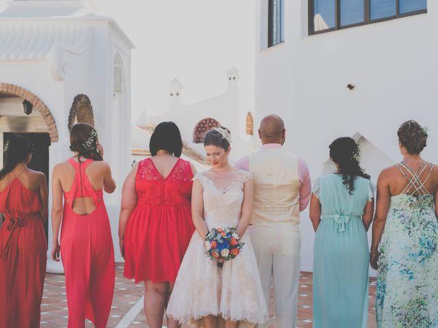 La boda de Adrián y Angie en Benalmadena Costa, Málaga 9