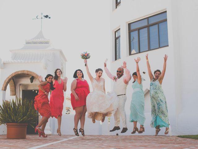 La boda de Adrián y Angie en Benalmadena Costa, Málaga 10