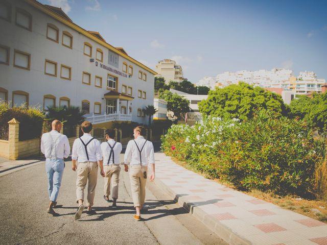 La boda de Adrián y Angie en Benalmadena Costa, Málaga 12