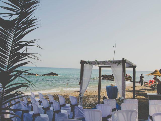 La boda de Adrián y Angie en Benalmadena Costa, Málaga 14