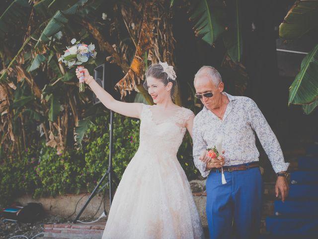 La boda de Adrián y Angie en Benalmadena Costa, Málaga 16