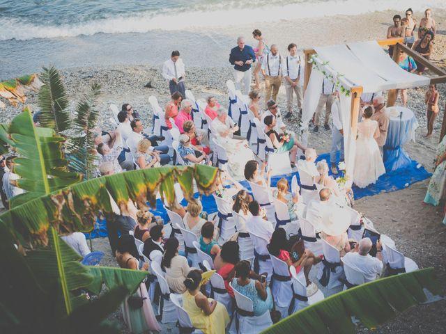 La boda de Adrián y Angie en Benalmadena Costa, Málaga 17