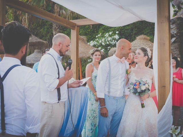 La boda de Adrián y Angie en Benalmadena Costa, Málaga 18
