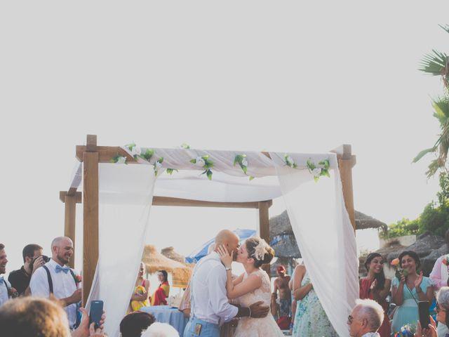 La boda de Adrián y Angie en Benalmadena Costa, Málaga 21