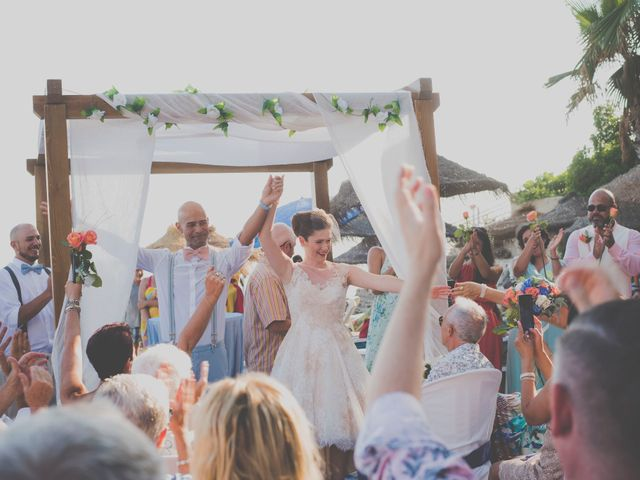 La boda de Adrián y Angie en Benalmadena Costa, Málaga 22