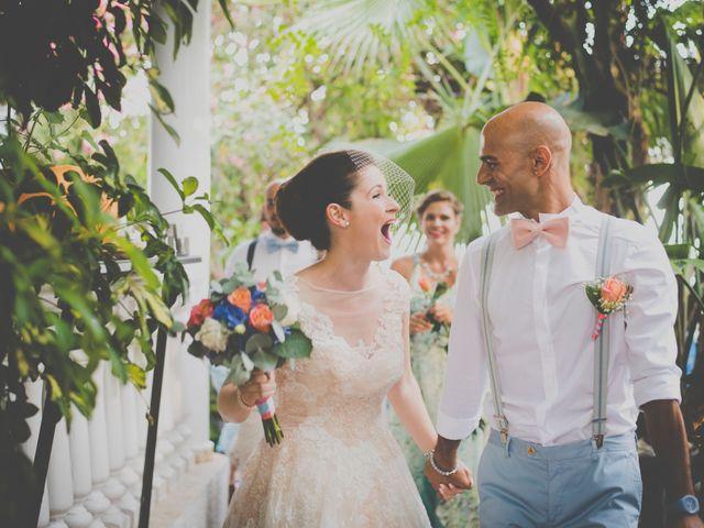 La boda de Angie y Adrián