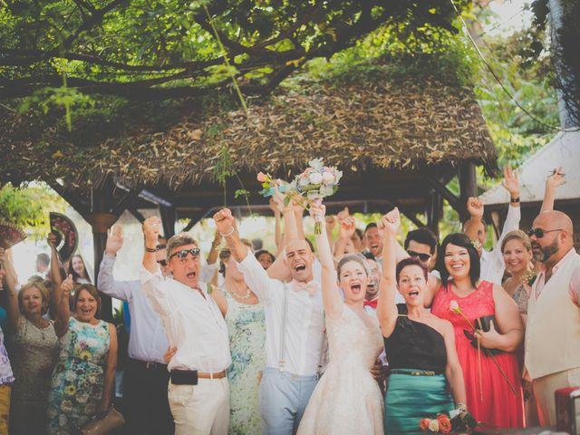 La boda de Adrián y Angie en Benalmadena Costa, Málaga 23