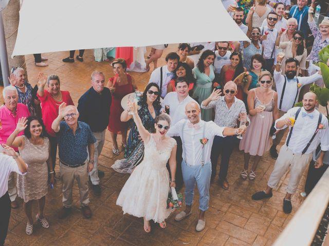 La boda de Adrián y Angie en Benalmadena Costa, Málaga 26