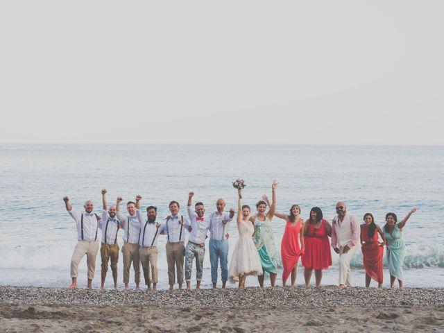 La boda de Adrián y Angie en Benalmadena Costa, Málaga 27