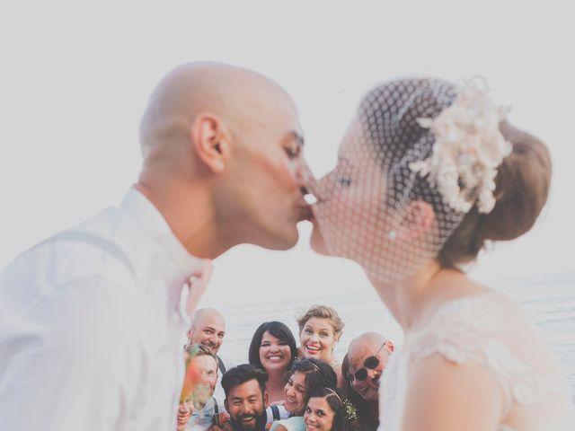 La boda de Adrián y Angie en Benalmadena Costa, Málaga 29