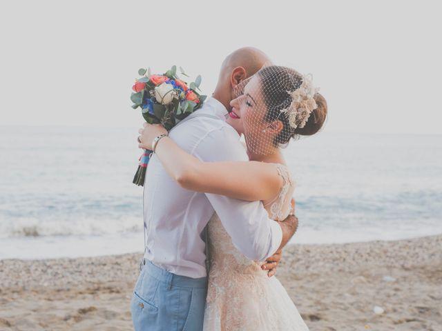 La boda de Adrián y Angie en Benalmadena Costa, Málaga 31