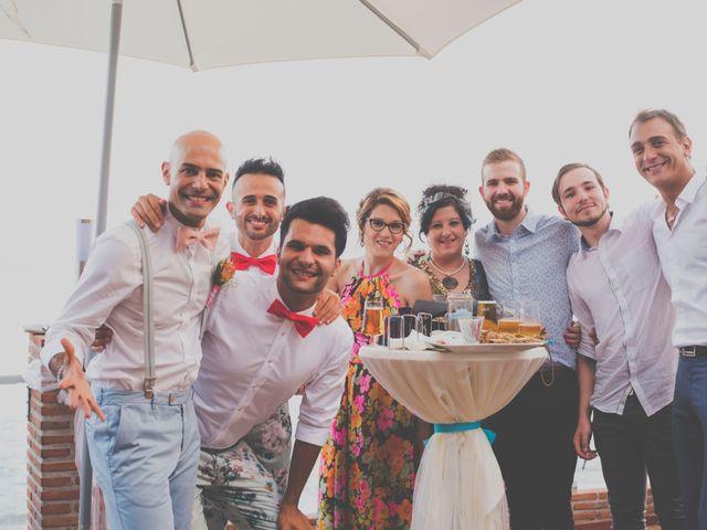 La boda de Adrián y Angie en Benalmadena Costa, Málaga 35