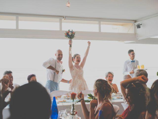 La boda de Adrián y Angie en Benalmadena Costa, Málaga 36