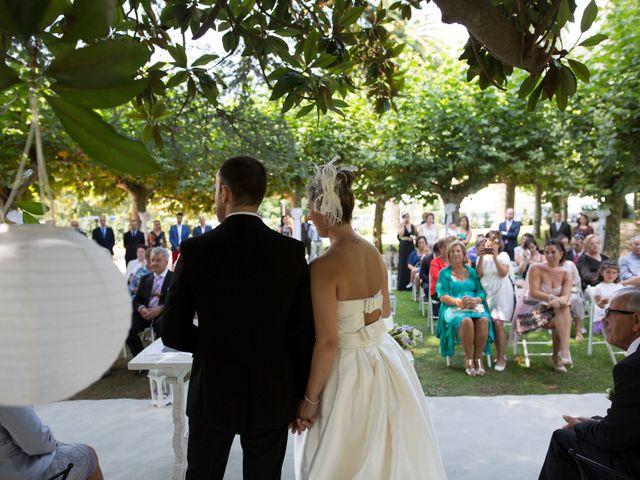 La boda de Javier y Beatriz en Puente Viesgo, Cantabria 11
