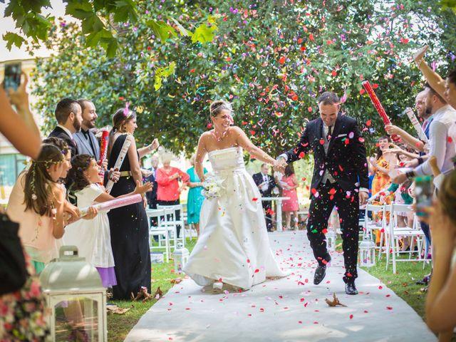 La boda de Javier y Beatriz en Puente Viesgo, Cantabria 12