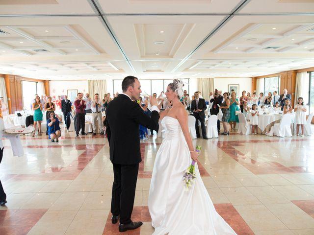 La boda de Javier y Beatriz en Puente Viesgo, Cantabria 15