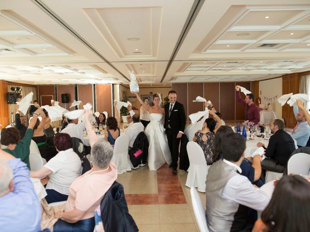 La boda de Javier y Beatriz en Puente Viesgo, Cantabria 21