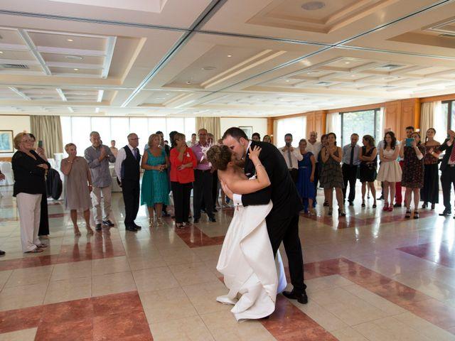 La boda de Javier y Beatriz en Puente Viesgo, Cantabria 24