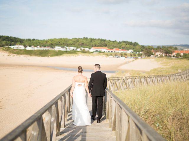 La boda de Javier y Beatriz en Puente Viesgo, Cantabria 27