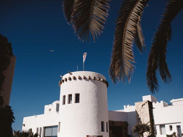La boda de Pablo y Franzis en La/villajoyosa Vila Joiosa, Alicante 1