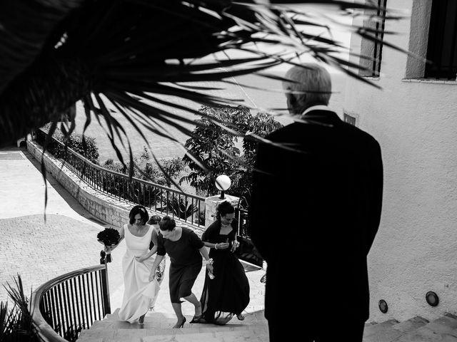 La boda de Pablo y Franzis en La/villajoyosa Vila Joiosa, Alicante 25