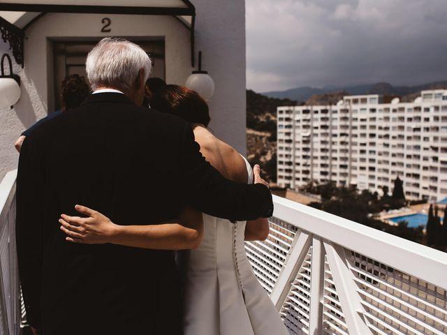 La boda de Pablo y Franzis en La/villajoyosa Vila Joiosa, Alicante 26