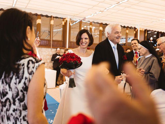 La boda de Pablo y Franzis en La/villajoyosa Vila Joiosa, Alicante 28